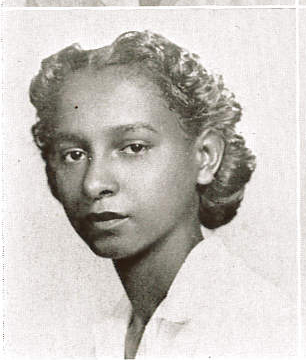 Cynthia Perry Ray, Class of 1942