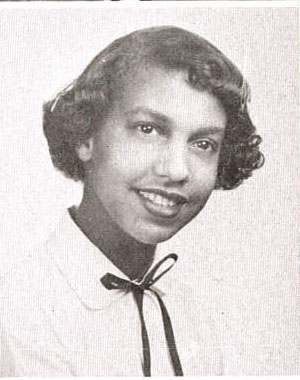 Delores James Robinson, Class of 1954