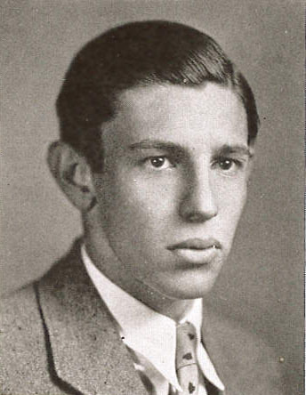 Donald Houpt, Class of 1932