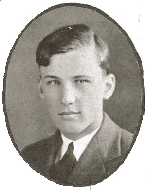 James Cassidy, Class of 1927
