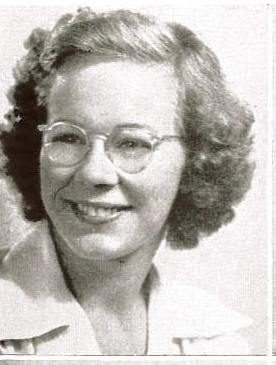 Margaret Slutter Kirk, Class of 1946