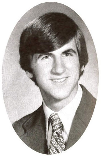 Mark Woodland, Class of 1976