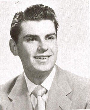 William Amey, Class of 1954